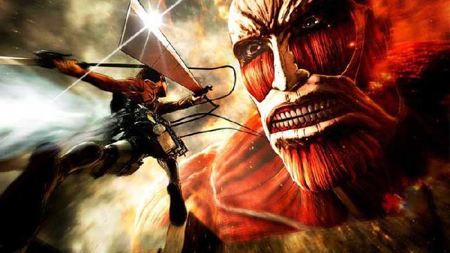 《进击的巨人》发行量突破6600万